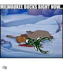 Milwaukee Meme - milwaukee bucks right now memes rip meme on esmemes com