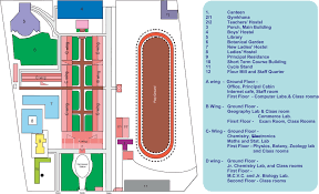 Ncc Campus Map Campus Map