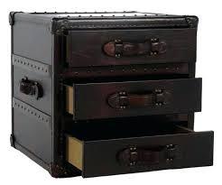 steamer trunk side table trunk end tables southwestobits com