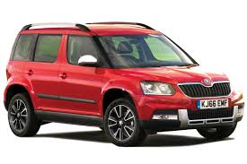 skoda skoda yeti suv review carbuyer