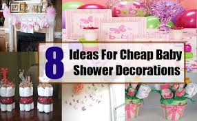 ideas for baby shower decorations cheap baby shower decoration ideas cheap baby shower decorations