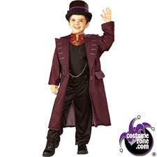 Toralei Halloween Costume Willy Wonka Costume Boy Child Medium 7 10 Halloween