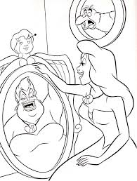 ursula coloring pages coloring disney ursula coloring pages disney