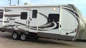 new 2014 keystone cougar 25ret travel trailer rv holiday world of