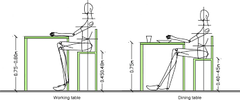 Average Office Desk Height Office Desk Height Height Full Image For Standard Office Desk