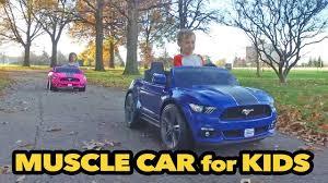 toddler mustang car car for power wheels smart drive mustang