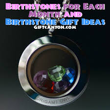 birthstone gift birthstones for each month and birthstone gift ideas gift