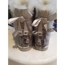 ugg bailey bow sale size 7 81 ugg shoes ugg bailey bow bling from merilee s closet on
