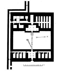 3 2 1 egyptian temples quadralectic architecture
