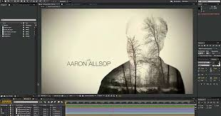 tutorial double exposure video create a double exposure animation in after effects lesterbanks