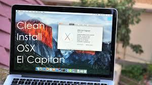 Computerm El How To Factory Reset Hard Reset Your Macbook Os X El Capitan