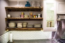 kitchen shelves ideas diy kitchen shelf 17 kitchen shelving ideas hobbylobbys kitchen