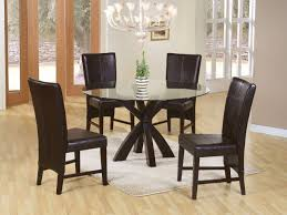 Leather Parsons Chairs Furniture Chic Parsons Chairs For Dining Room Furniture Ideas