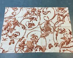 Designer Upholstery Fabrics Schumacher Fabric Sample Luxury Upholstery Fabric Designer