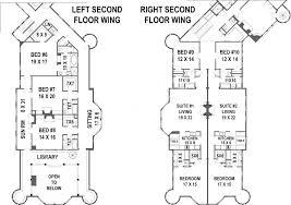 castle floor plans balmoral castle plans luxury home house houses picturesque