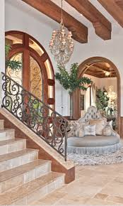 Mediterranean Home Interior Design 89 Best Tuscan Decorating Images On Pinterest Haciendas Home