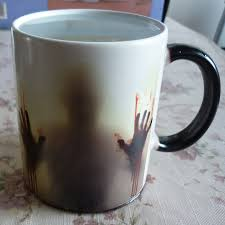 the walking dead heat sensitive color changing mugs u2013 101