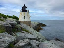castle hill lighthouse newport rhode island beautiful spot to