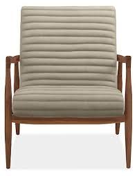 callan chair u0026 ottoman in trip fabric modern accent u0026 lounge