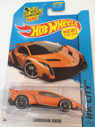 Lamborghini Veneno Speed - wheels 2014 lamborghini veneno speed team hw city 174 99