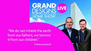 grand designs live home show in sydney interview peter maddison