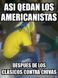 Memes Anti America - memes de america por chivisloca memes america fotos de chivas