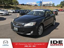 pre owned cars lexus pre owned 2008 lexus is 250 is 250 4dr car in rochester um594