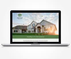 appletree homes website design website design graphic design