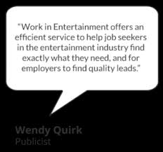entertainment jobs understanding the skills you need to get hired