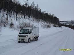 mitsubishi minicab van без флуда ветка