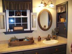 primitive decorating ideas for bathroom primitive bathroom summer home ranch house primitive