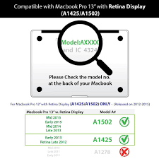 amazon black friday mac book air amazon com macbook pro 13 retina case gmyle white marble pattern