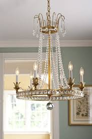 Adding Crystals To Chandelier Chandeliers Crystal Chandeliers And Venetian Glass Chandeliers