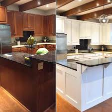 painting kitchen cabinets from wood to white tips tricks for painting oak cabinets evolution of style