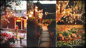 diy outdoor lighting without electricity outdoor christmas lighting tips how to hang lights diy the garden