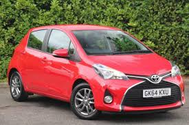 used toyota yaris 5 doors for sale motors co uk