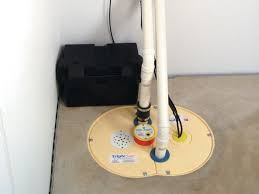 keystone basement systems sump pump installation in peoria cedar rapids davenport
