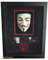 v for vendetta costume v for vendetta v mask original costume