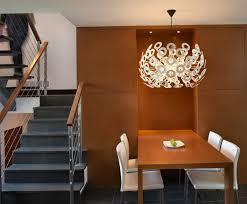 modern light fixtures dining room of worthy rectangular dining
