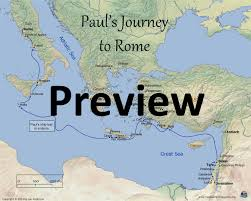 Gennesaret Map The Acts Of The Apostles 6 Pro Series Bible Maps U2013 Headwaters