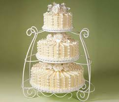 cake tiers floating cake stand floral wedding cake ideas