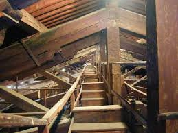 la soffitta palazzo vecchio la soffitta garret of palazzo vecchio florence