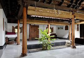 traditional kerala home interiors interior design of daylight courtyard in kerala b photograph