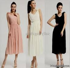 casual tea length summer dresses 2016 2017 b2b fashion