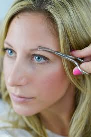 how to groom and primp sparse brows the everygirl