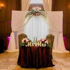 wedding backdrop linen finallydiveley finally happened can t believe this is a picture