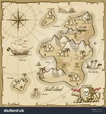 Treasure Map Clipart Oak Island Treasure Map Clipart Clipartfest