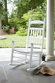 Garden Oasis Patio Chairs by Garden Oasis Porch Rocker White