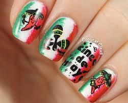 nail art 3559 best nail art designs gallery cinco de mayo
