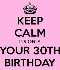 happy 30th birthday wishes wishesgreeting